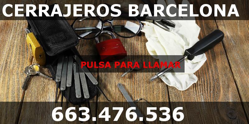 barcelona cerrajeros