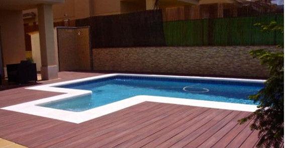 piscina pierde agua
