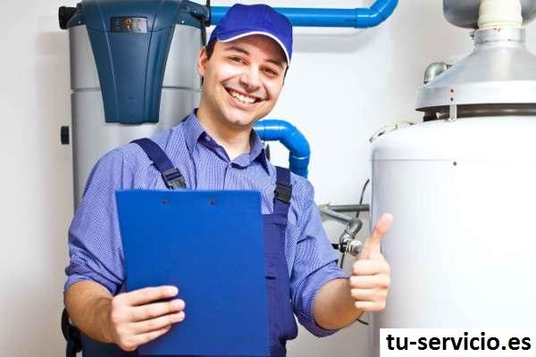 calentadores servicio técnico