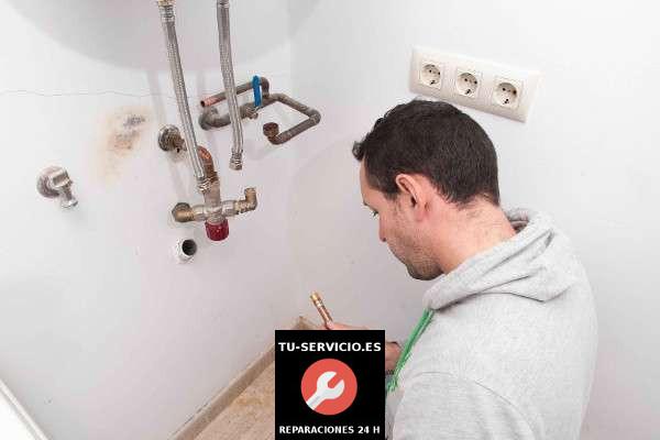 reparar termo electrico Tenerife
