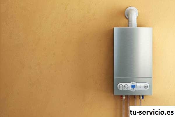 reparar calentador junkers Santander