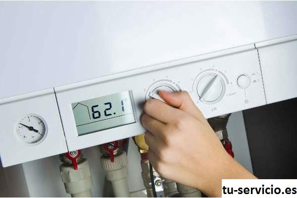 Calentadores de gas Santander
