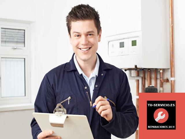 reparacion de calderas de gas