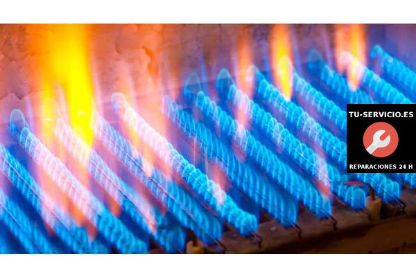 caldera gasoil gas