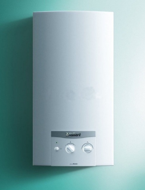 Calentador gas natural vaillant