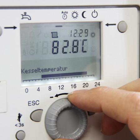 ¿Cómo funciona un calentador de gas natural?