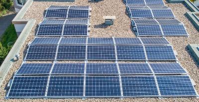 Reparación placas fotovoltaicas